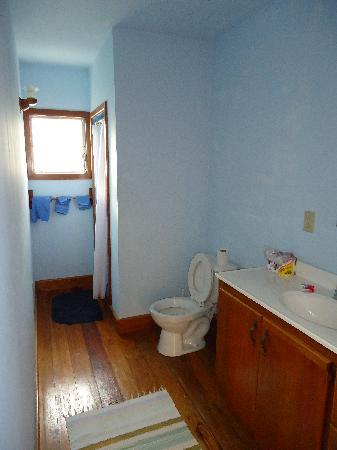 Maya Lodge: Blue En Suite