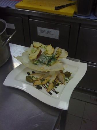 Figls: Cezar Salat