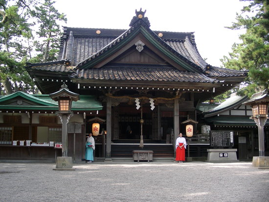‪Atakasumiyoshi Shrine‬