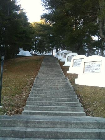 Murphy, NC: climbing mountain of prayer