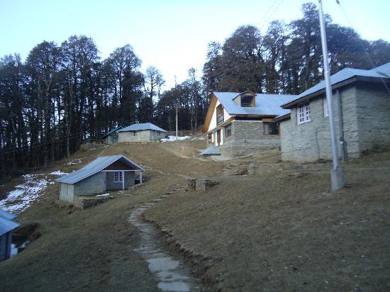 Agyaat Vaas- The Himalayan Retreat: agyaat vaas