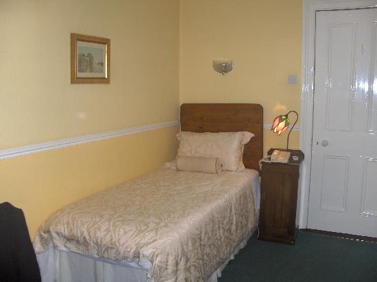Ivyleigh House: Single bedroom Ivyleigh