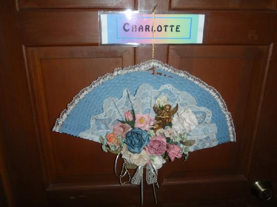 Christopher's Inn: Charlotte Room