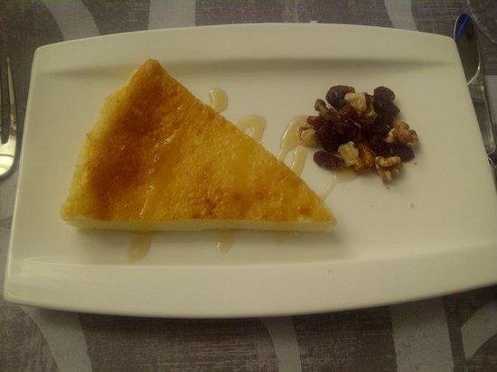 Insitu BCN 248: Tarta de queso....mmmmm!