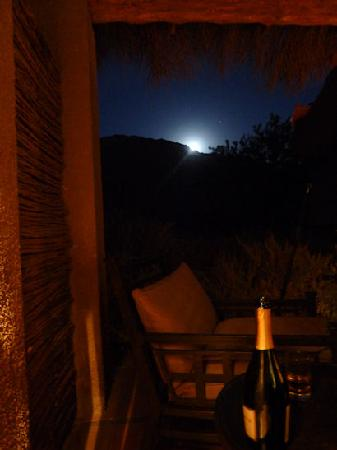 Alto Atacama Desert Lodge & Spa: Our terrace.