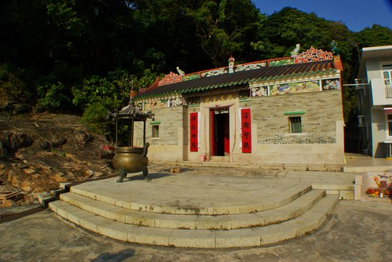 Kau Sai Chau Hung Shing Temple