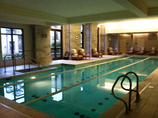 Mandarin Oriental, Atlanta: Spa pool