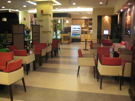 Citymax Hotels Al Barsha: The Coffee shop