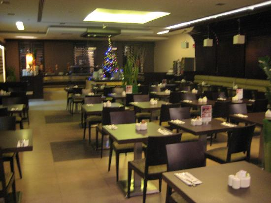 Citymax Al Barsha: Breakfast area