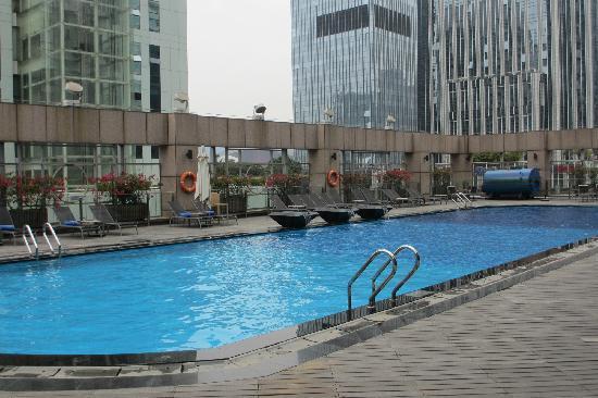 Marco Polo Shenzhen: Pool