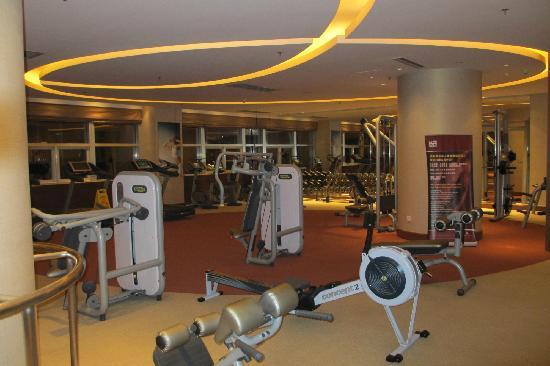 Marco Polo Shenzhen: Gym