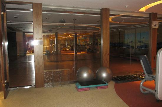 Marco Polo Shenzhen: Yoga Room