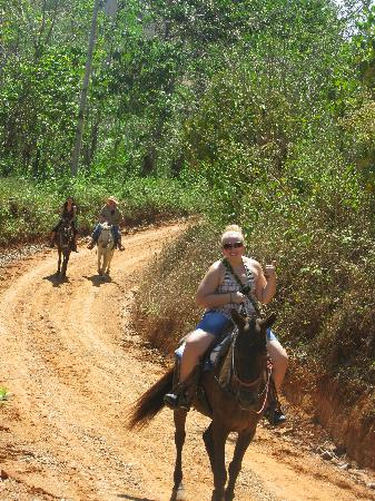 Indiana Horse Tours : More riders