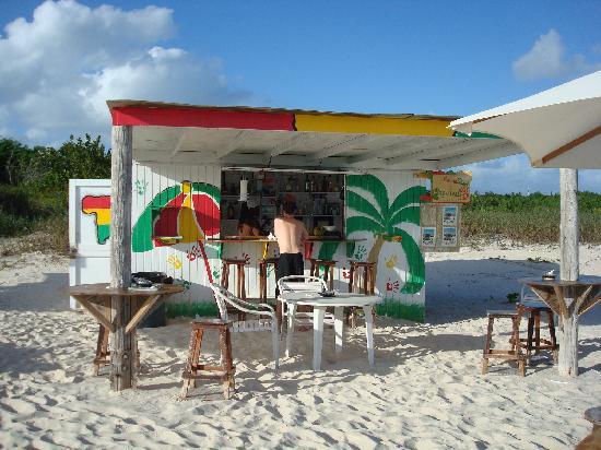 Rendezvous Bay Beach : Sunshine Shack