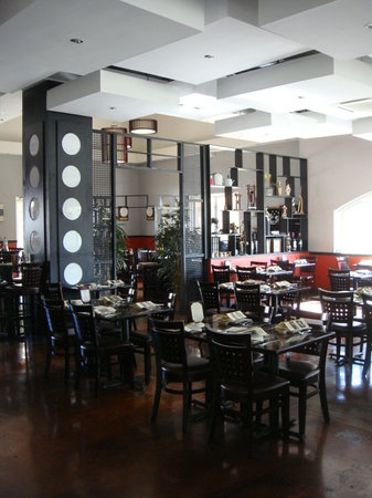 ChopHouse Restaurant: Inside the restaurant