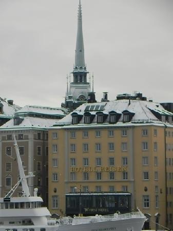 First Hotel Reisen: hotel Reisen