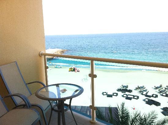 Dibba Al Fujairah, Emirados Árabes: balcony