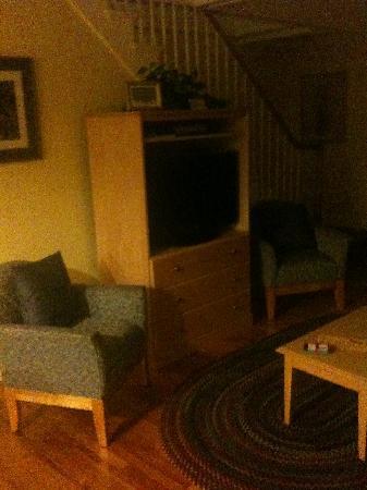 توب نوتش إن: Living room
