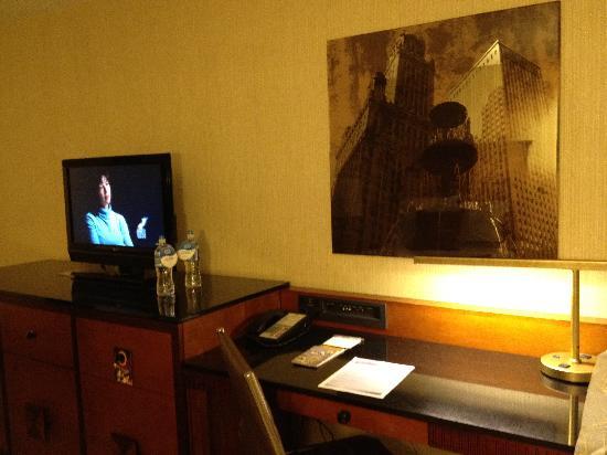 Renaissance Chicago North Shore Hotel: Work Desk