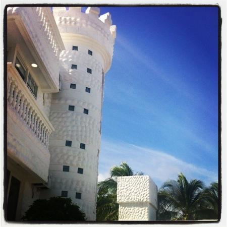 Hotel Boutique Le castel blanc: Le Castel Blanc Hotel Boutique - San Andrés