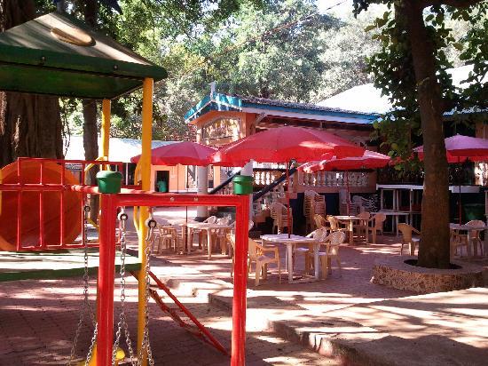 Sayeban Hotel: Kids zone