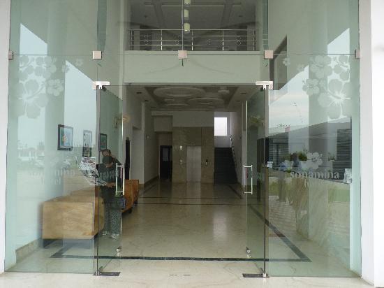 Hotel Sona Mina: Lobby - Elevators