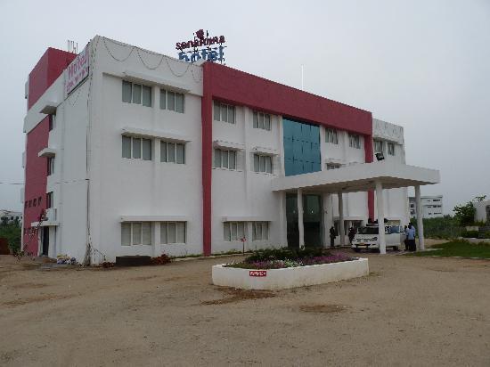 Hotel Sona Mina: New building - Opened in April 2011