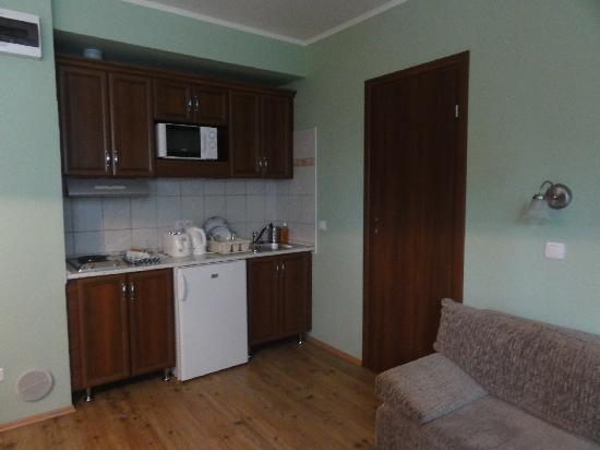 Carolina Apartment : Kitchen. Photo from Colour Tour Georgia