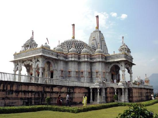 Jain Temple - Mumbai : Actual Temple