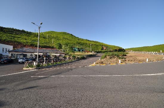 Pastor do Paúl Grill: Outside, Churrascaria & Pub '' Pastor do Paul Grill '' – Pico da Urze, Madeira, June/July 2011