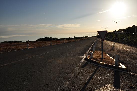 Pastor do Paúl Grill: Road to Porto Moniz, Churrascaria & Pub '' Pastor do Paul Grill '' – Pico da Urze, Madeira, 2011