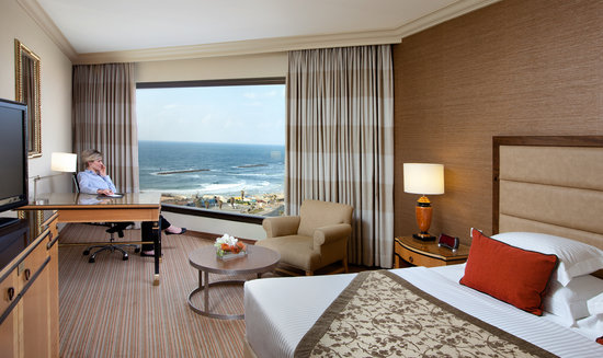 InterContinental David Tel Aviv: Our refurbished rooms overlooking the Mediterranean