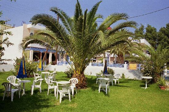Joanna Hotel : Garden View