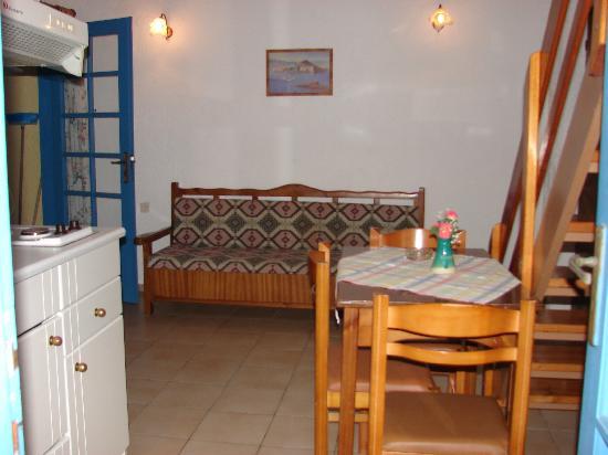 Joanna Hotel : Main room view 2