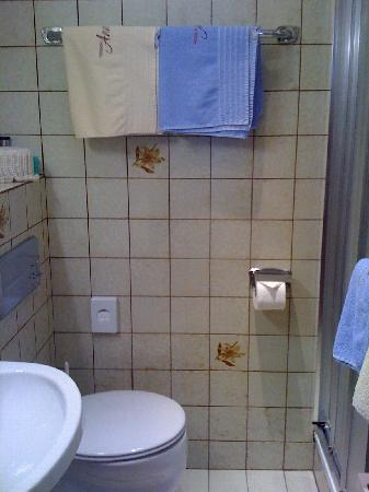 Pension Anna: Bathroom