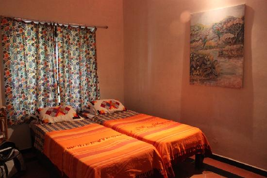 Villa Prakriti Homestay: The room
