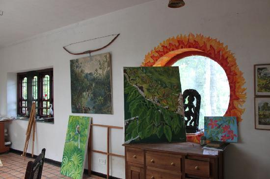 Villa Prakriti Homestay: The house
