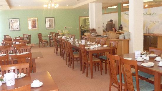 Hotel Brenner: sala colazione