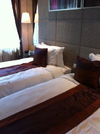 Pan Pacific Xiamen: Twin Bed Room
