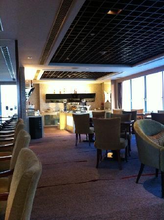 Pan Pacific Xiamen: Club Lounge