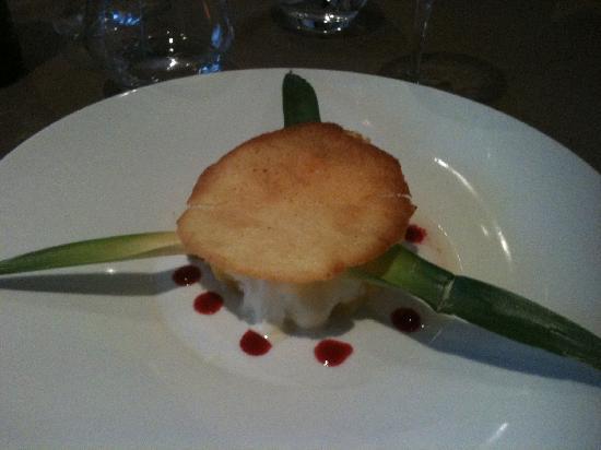 Le Relais Saint-Jacques : Un dessert croustillant et idéal pour une fin de repas