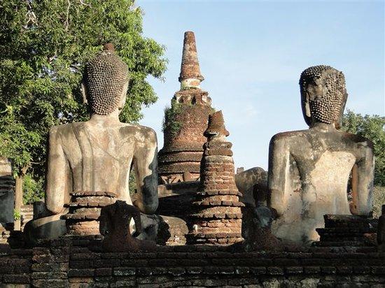 Kamphaeng Phet, Thái Lan: ...es war einmal......