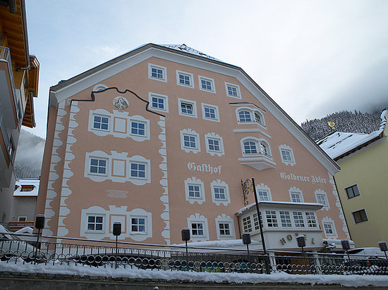 Photo of Hotel Goldener Adler Ischgl