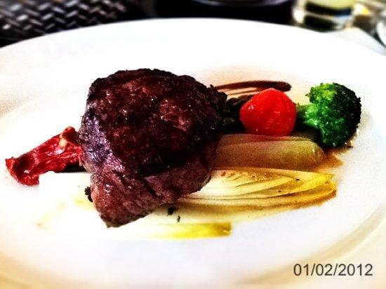 American Colony Hotel Arabesque Restaurant : my dish