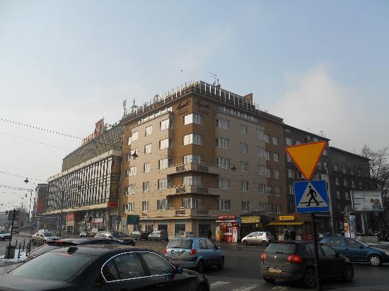 Kossak Hotel: Hotel Kossak