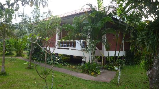 Nung House: unser Bungalow