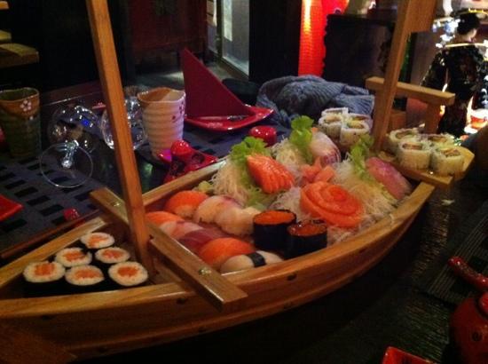Da Kou : la barca per due