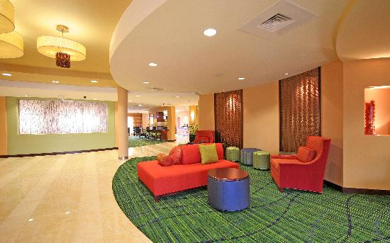 Fairfield Inn & Suites Charlotte Matthews: Fairfield Inn & Suites