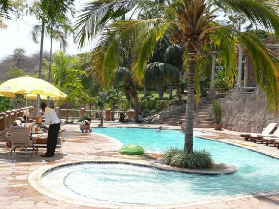 Siavonga, Zambia: Lower swimming pool