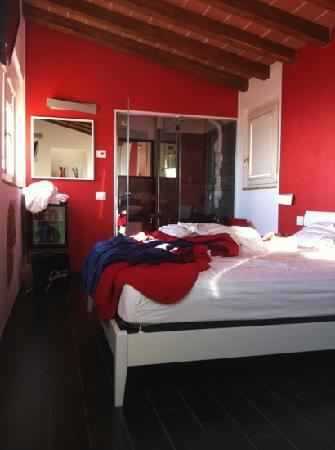 Bed & Breakfast Viziottavo: sempre la camera lussuria